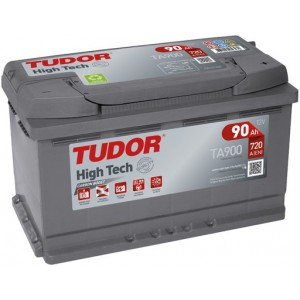 Акумулатори TUDOR HIGH TECH 90AH 720A R+