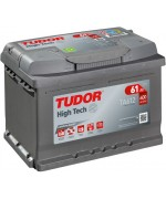 Акумулатори TUDOR HIGH TECH 61AH 600A R+