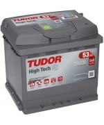 Акумулатори TUDOR HIGH TECH 53AH 540A R+