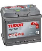 Акумулатори TUDOR HIGH TECH 47AH 450A R+
