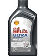 Моторни масла SHELL HELIX ULTRA PROFESSIONAL AV-L 0W-30 1L