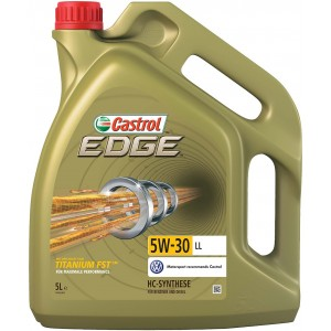 Моторни масла CASTROL EDGE 5W-30 LL 5L