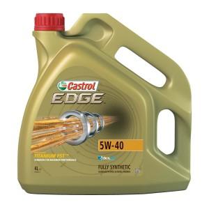 Моторни масла CASTROL EDGE FST TITANIUM 5W-40 4L