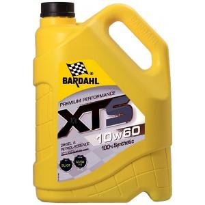 Моторни масла BARDAHL XTS 10W-60 5L