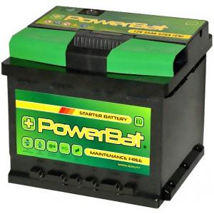 Акумулатор POWERBAT 45AH 400A R+