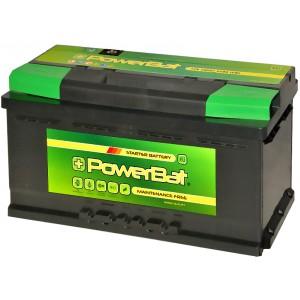 Акумулатор POWERBAT 100AH 820A R+