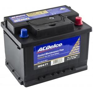Акумулатор ACDELCO 54AH 460A R+