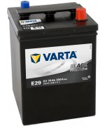VARTA PROMOTIVE BLACK 70AH 300A