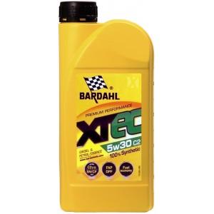 Моторно масло BARDAHL XTEC 5W30 C2 1L