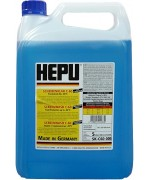 HEPU WINDSHIELD WASHER FLUID -60C 5L