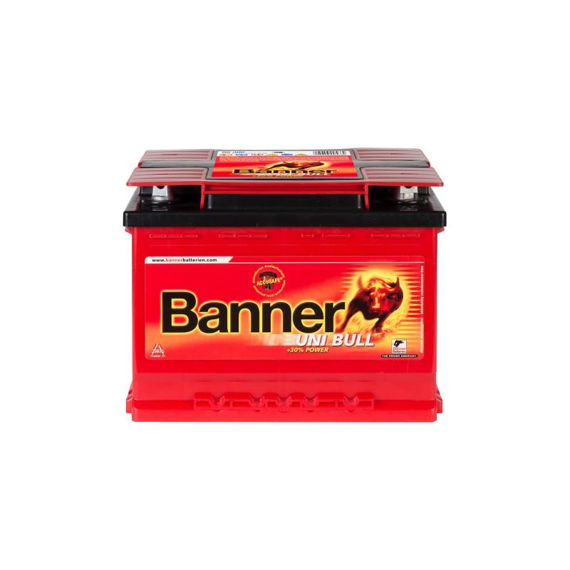 BANNER UNI BULL 69AH 520A R+/L+