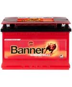 Акумулатор BANNER UNI BULL 80AH 700A R+/L+