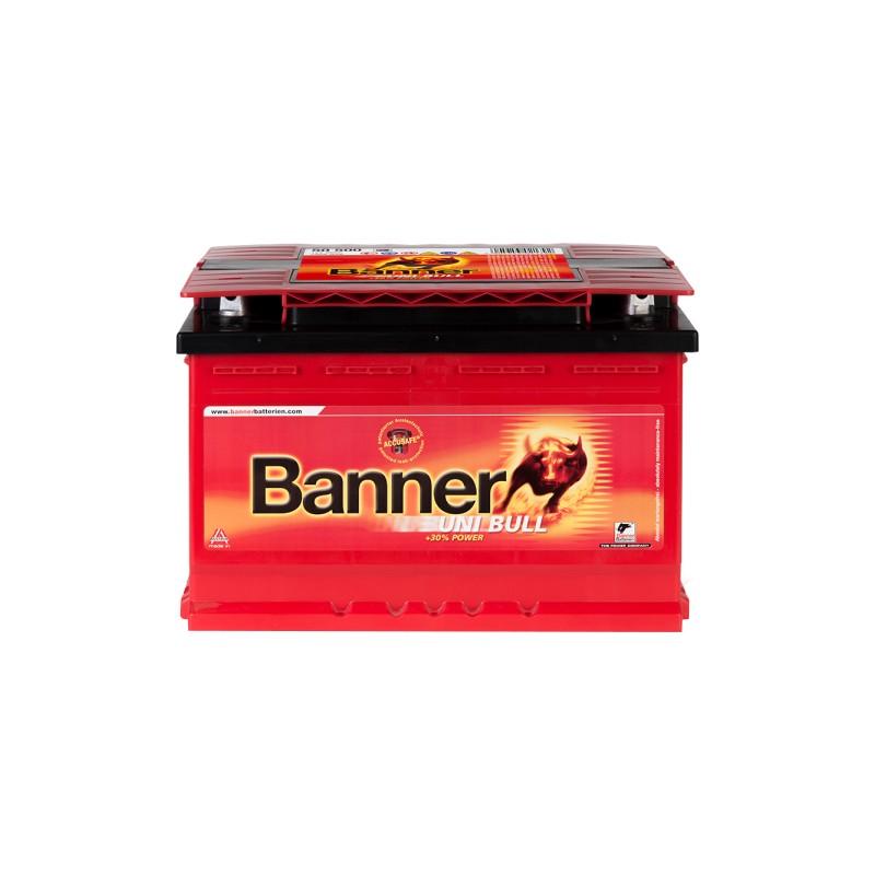 BANNER UNI BULL 80AH 700A R+/L+