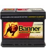 BANNER RUNNING BULL AGM 60AH 600A R+ 1
