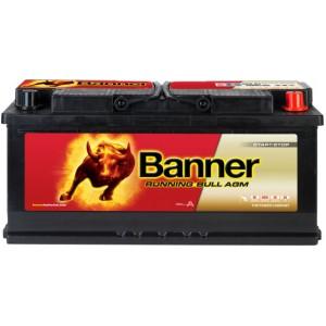 Акумулатор BANNER RUNNING BULL AGM 105AH 950A R+