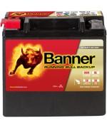 Акумулатор BANNER RUNNING BULL BACKUP 12AH 200A L+