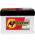 BANNER POWER BULL PRO 77AH 700A R+