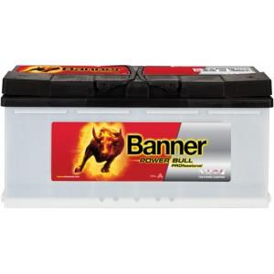 Акумулатор BANNER POWER BULL PRO 100AH 820A R+