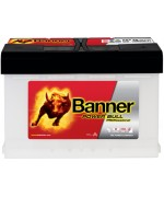 BANNER POWER BULL PRO 84AH 760A R+