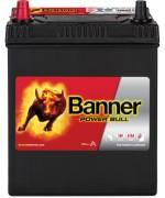 Акумулатор BANNER POWER BULL 40AH 300A L+