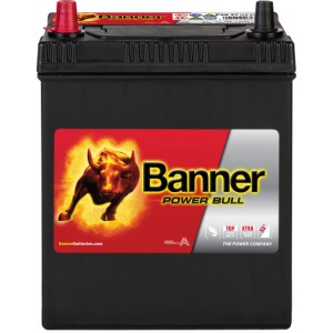 Акумулатор BANNER POWER BULL 40AH 300A L+