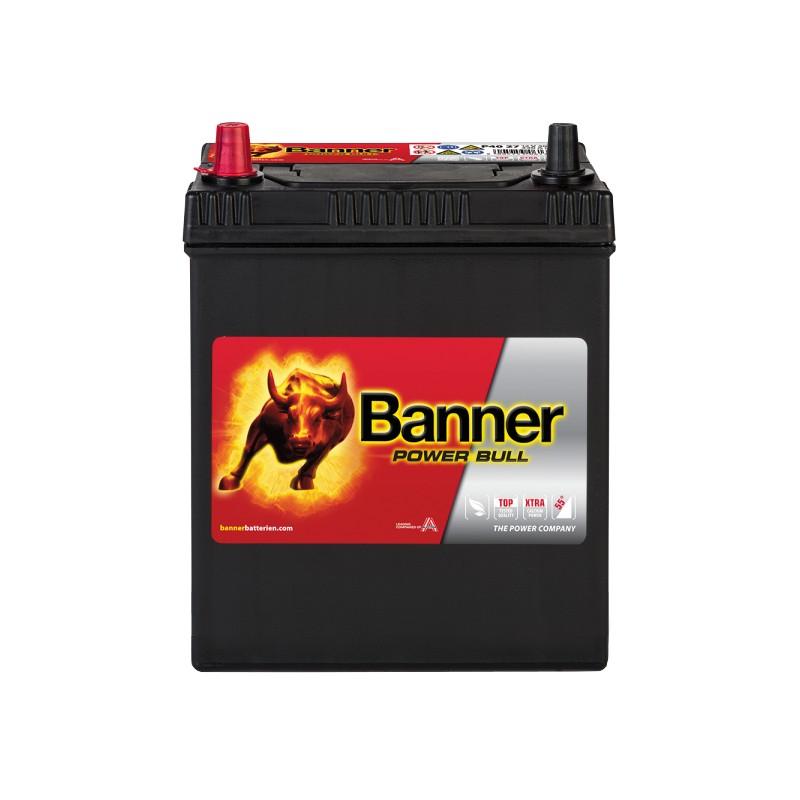 BANNER POWER BULL 40AH 300A L+