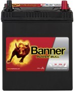 BANNER POWER BULL 40AH 300A R+