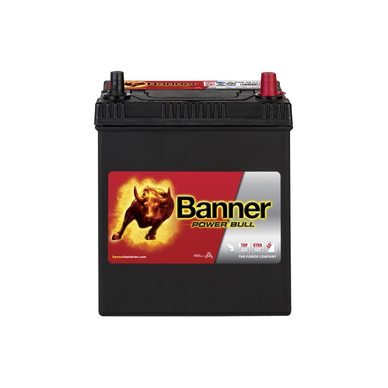 BANNER POWER BULL 40AH 300A R+