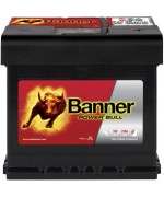 BANNER POWER BULL 44AH 420A R+
