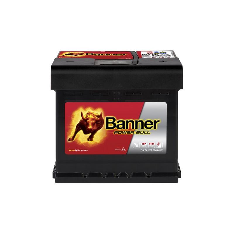BANNER POWER BULL 44AH 420A R+
