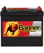 BANNER POWER BULL 45AH 390A R+