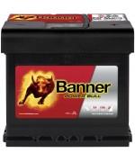 Акумулатор BANNER POWER BULL 50AH 450A R+