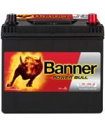 Акумулатор BANNER POWER BULL 60AH 480A R+