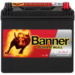 Акумулатор BANNER POWER BULL 60AH 480A R+