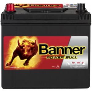 BANNER POWER BULL 60AH 510A L+