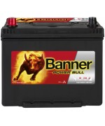 BANNER POWER BULL 70AH 570A L+