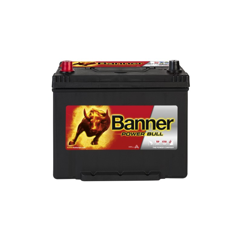 BANNER POWER BULL 70AH 570A L+