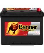 BANNER POWER BULL 70AH 570A R+ 1