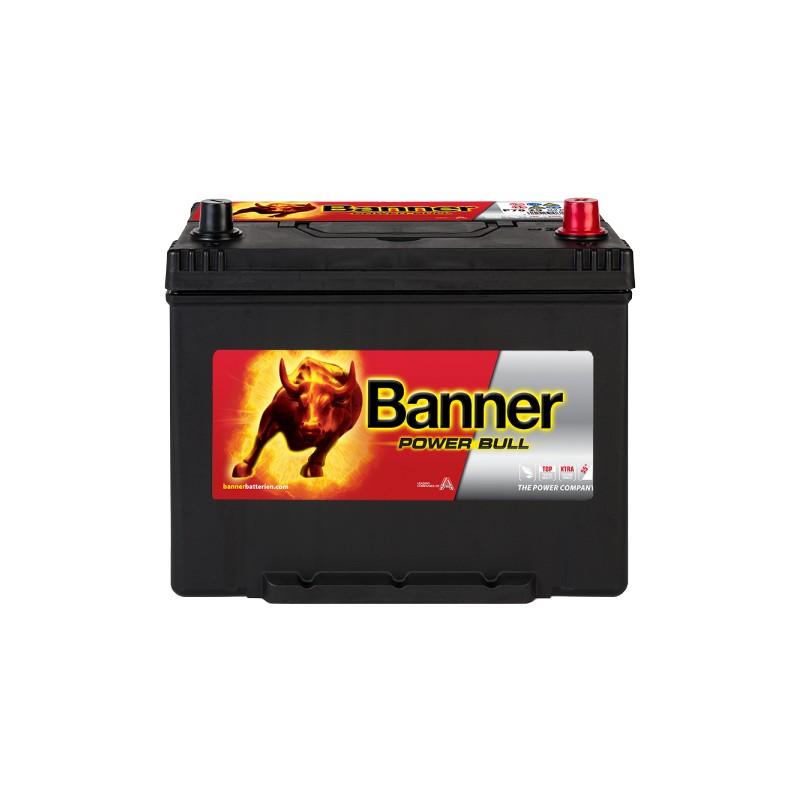 BANNER POWER BULL 70AH 570A R+
