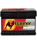 Акумулатор BANNER POWER BULL 72AH 660A R