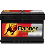 BANNER POWER BULL 74AH 680A R+