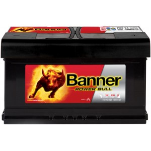 Акумулатор BANNER POWER BULL 80AH 700A R+