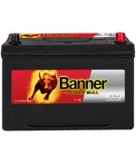 BANNER POWER BULL 95AH 720A R+