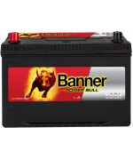 BANNER POWER BULL 95AH 720A L+