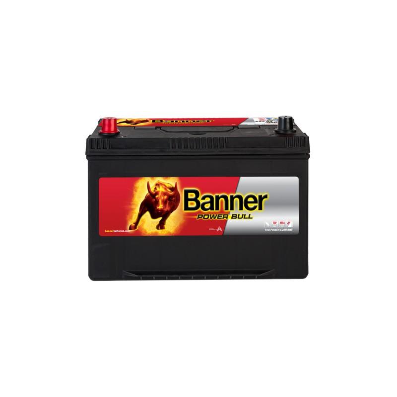 BANNER POWER BULL 95AH 720A L+