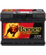 BANNER STARTING BULL 55AH 450A R+