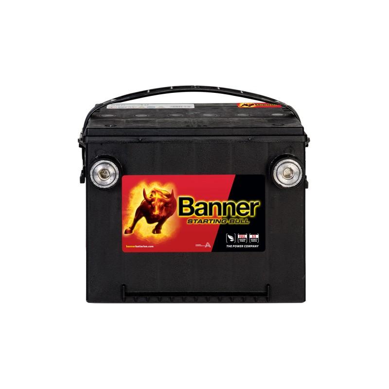 BANNER STARTING BULL 60AH 675A L+ 560 10