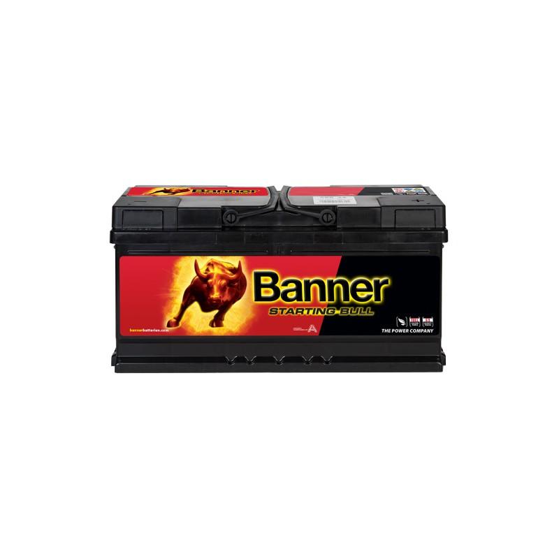 BANNER STARTING BULL 88AH 680A R+
