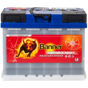 Акумулатор BANNER ENERGY BULL 60AH TRACTION R+