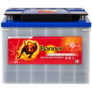 Акумулатор BANNER ENERGY BULL 72AH TRACTION L+